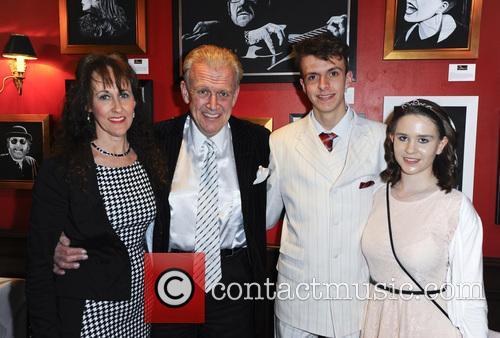 Nikki Lavis, Gilson Lavis and Faye 2