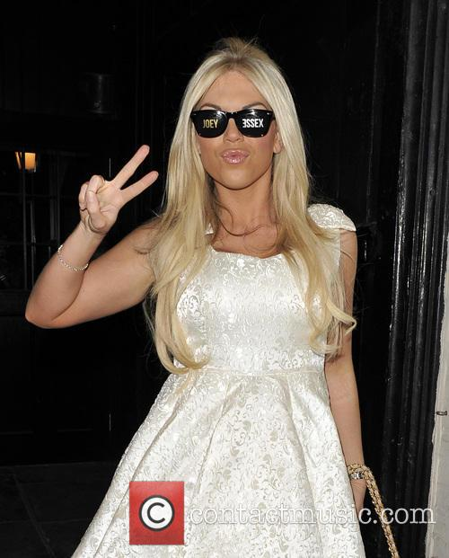 frankie essex dreem hair launch party 3594671