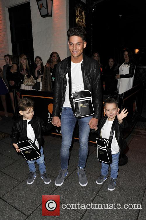 joey essex dreem hair launch party 3594658