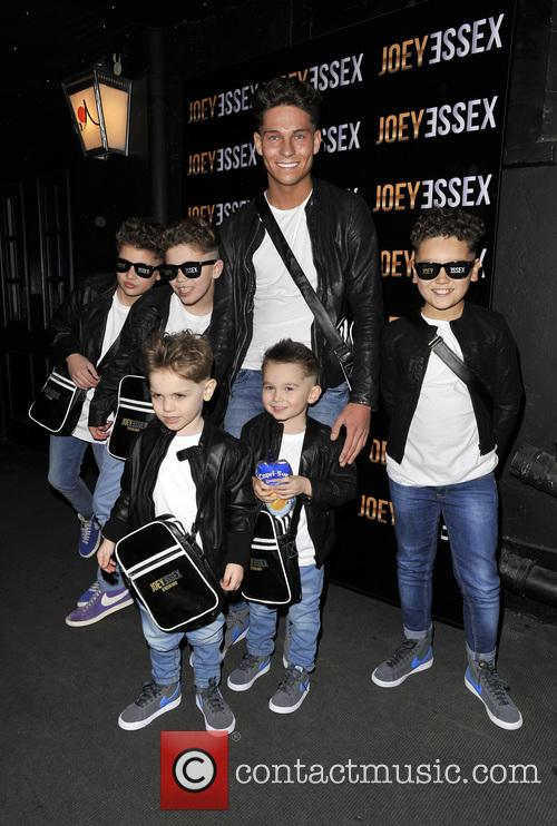 joey essex dreem hair launch party 3594666