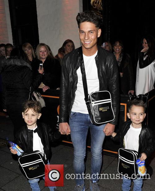 joey essex dreem hair launch party 3594680
