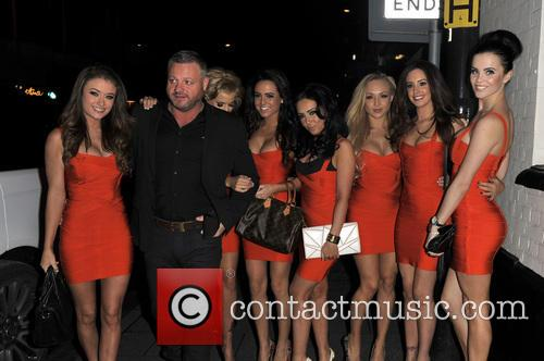 Mick Norcross and Sugar Hut Honeys 4