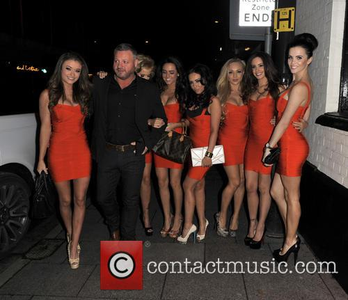 Mick Norcross and Sugar Hut Honeys 5