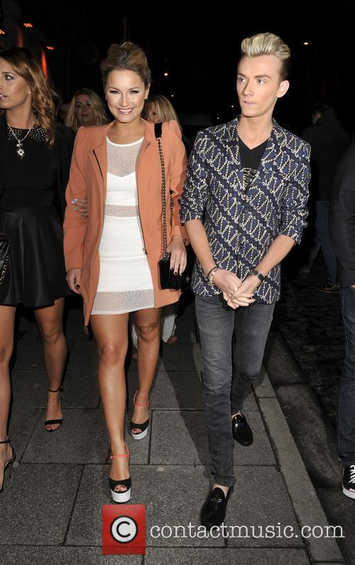 Sam Faiers and Harry Derbridge 2
