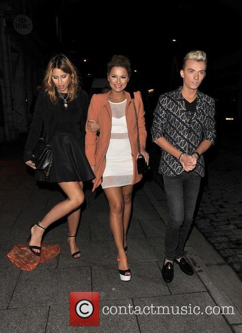 Sam Faiers and Harry Derbridge 1