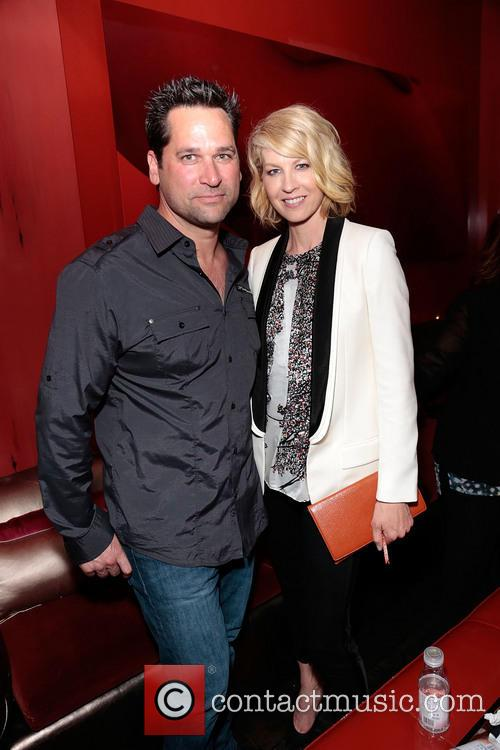 John Littlefield and Jenna Elfman 2