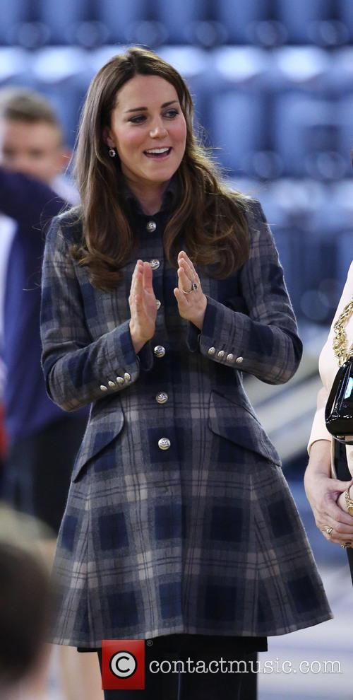 Catherine, Duchess of Cambridge and Kate Middleton 38
