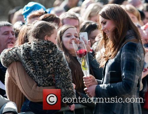 Kate Middleton and Catherine Duchess Of Cambridge 1