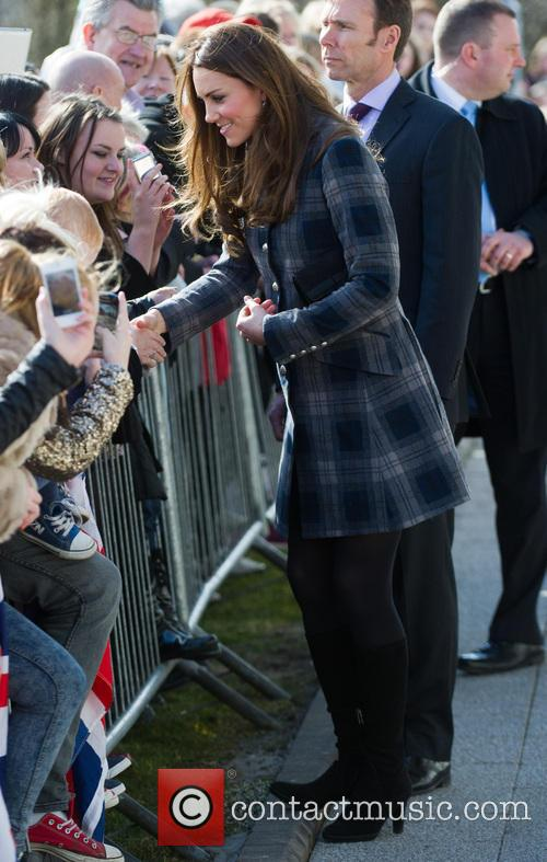 Catherine, Duchess of Cambridge and Kate Middleton 17