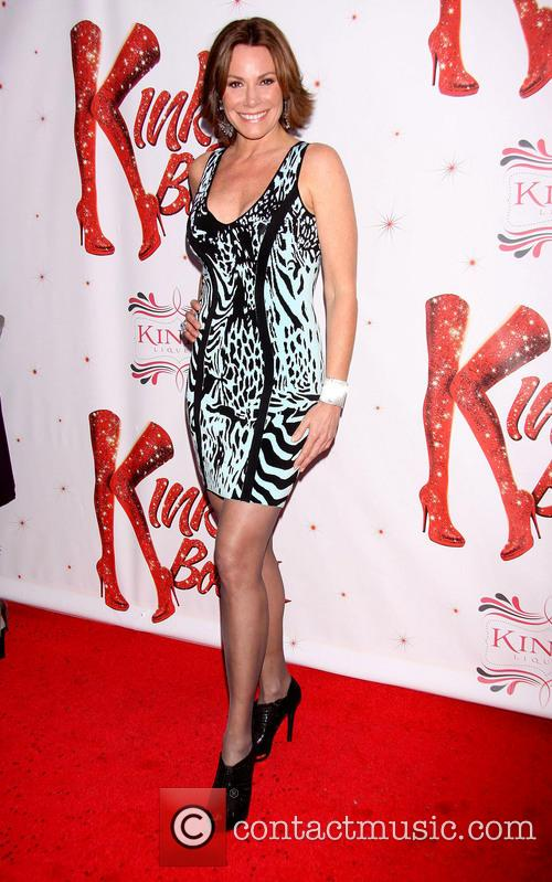 Kinky Boots and Countess Luann De Lessups 5
