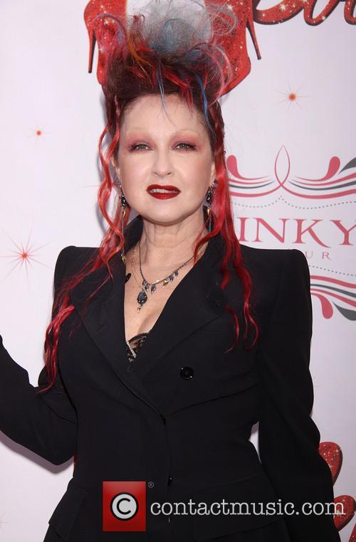 Cyndi Lauper 9