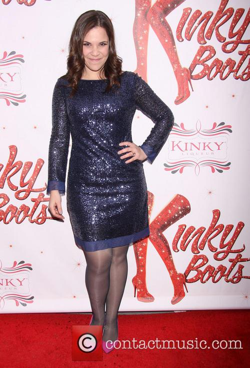 Kinky Boots and Lindsay Mendez 1