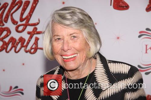 liz smith kinky boots premiere 3591401