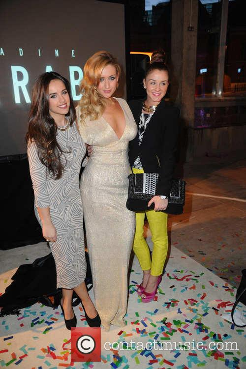Georgia May Foote, Catherine Tyldesley and Brooke Vincent 1