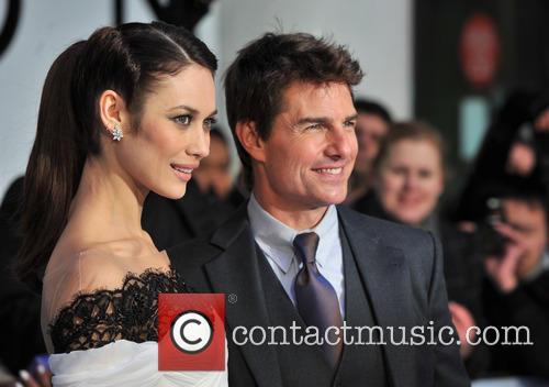 Tom Cruise and Olga Kurylenko 6