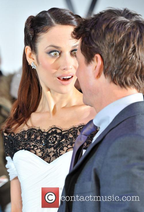 Tom Cruise and Olga Kurylenko 7