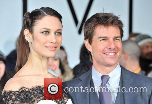 Tom Cruise and Olga Kurylenko 13