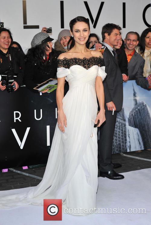 olga kurylenko oblivion uk film premiere 3596932