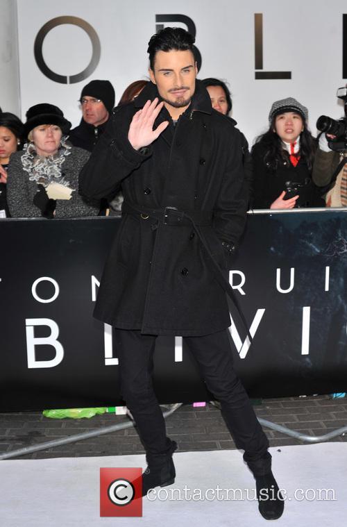 'Oblivion' UK film premiere