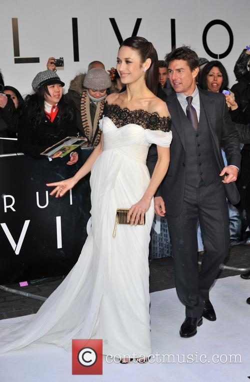 tom cruise olga kurylenko oblivion uk film premiere 3596930