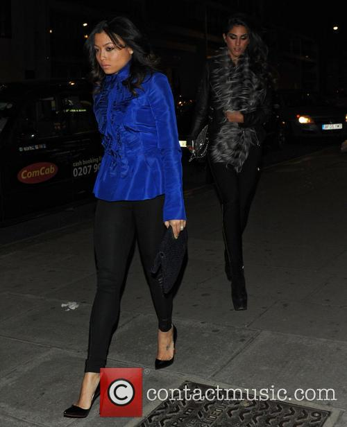 Rob Kardashian and Naza Jafarian 5