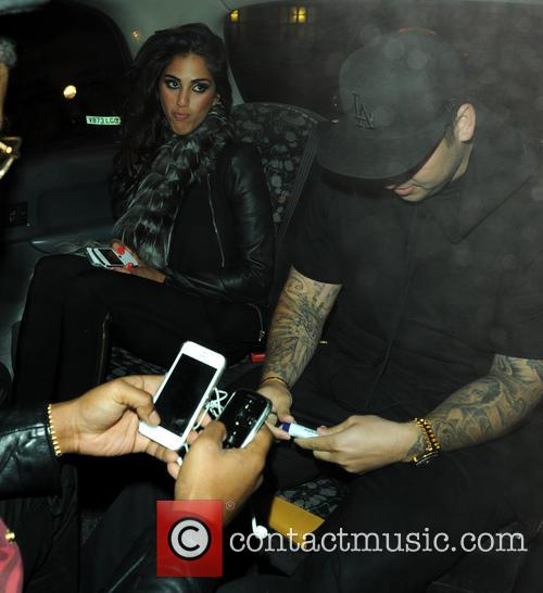 Rob Kardashian and Naza Jafarian