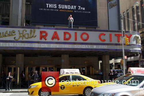 CM Punk, Radio City Music Hall