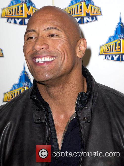 Dwayne 'the Rock' Johnson 8