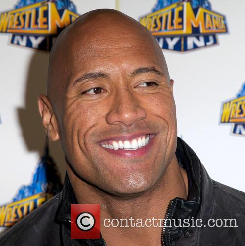 Dwayne 'the Rock' Johnson 9