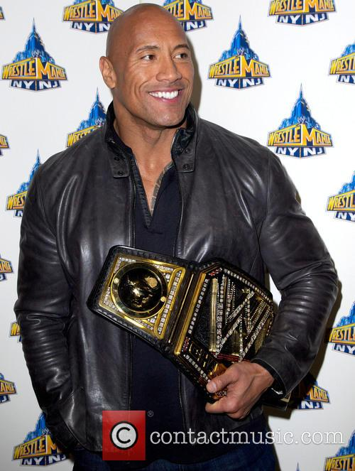 Dwayne 'the Rock' Johnson 10