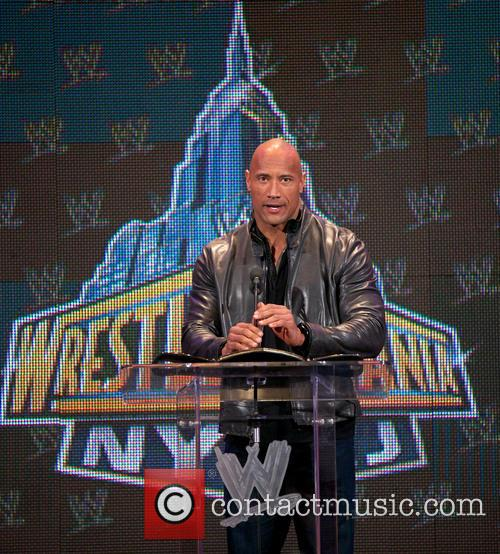 dwayne the rock johnson wrestlemania 29 press 3594348