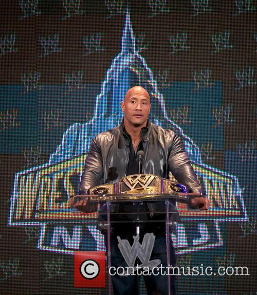 dwayne the rock johnson wrestlemania 29 press 3594364