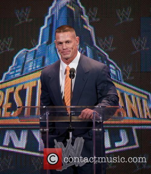John Cena, Radio City Music Hall