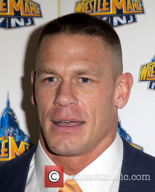 John Cena, Radio City Music Hall