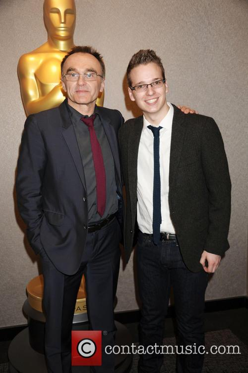 Danny Boyle and Matthew Hoerl 2