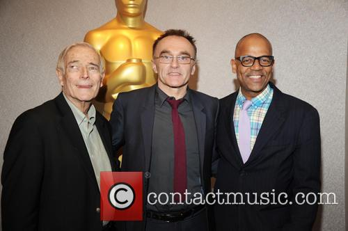 Matt Rosenthal, Danny Boyle and Patrick Harrison
