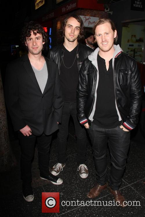 Star Magazine's Hollywood Rocks event held at Playhouse...