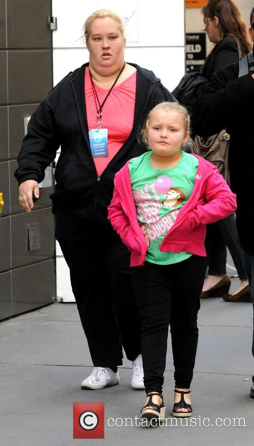 Honey Boo Boo and June Shannon 2