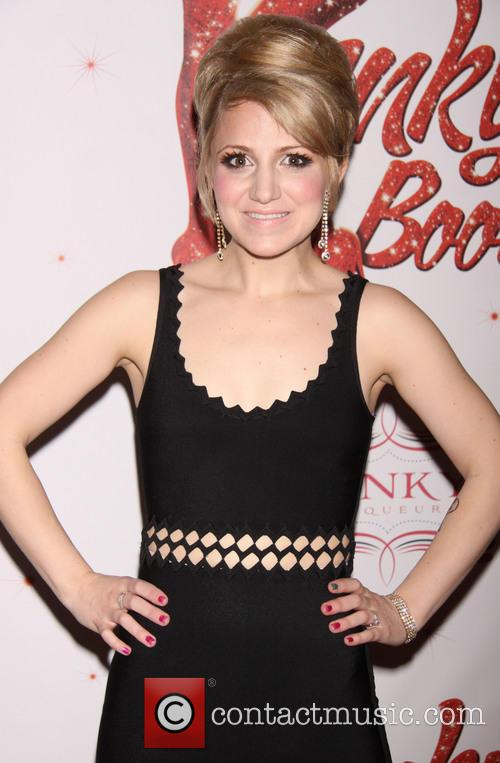 Kinky Boots and Annaleigh Ashford 11
