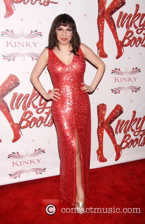 Kinky Boots and Ellyn Marie Marsh 9