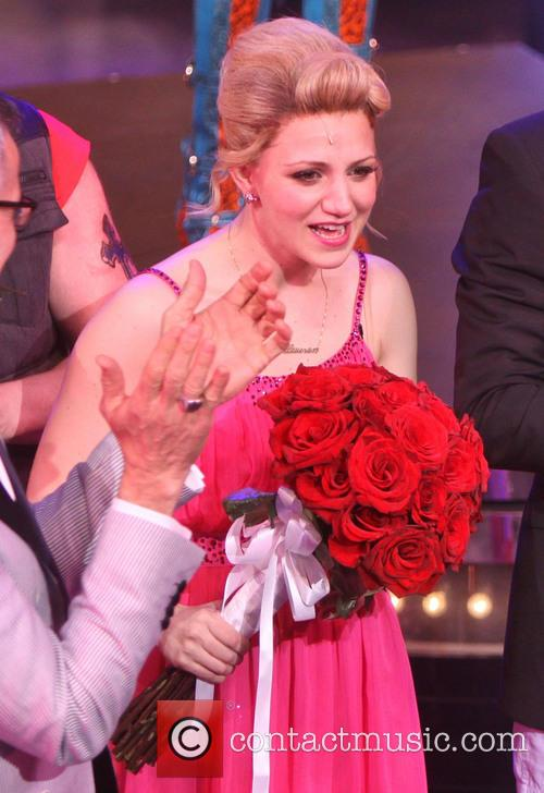 Kinky Boots and Annaleigh Ashford 8