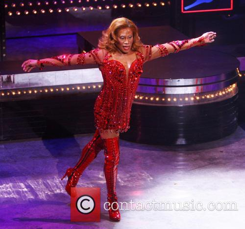 Billy Porter and Kinky Boots 2