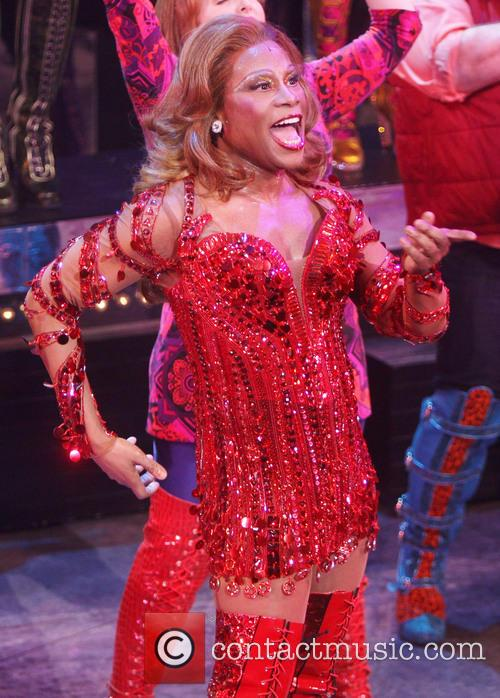 Billy Porter and Kinky Boots 3