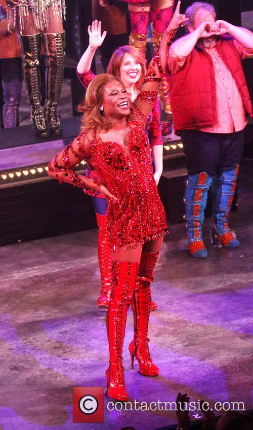 Billy Porter and Kinky Boots 5