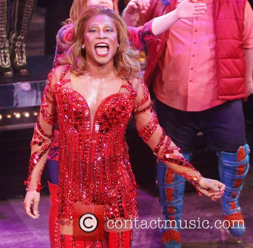 Billy Porter and Kinky Boots 1
