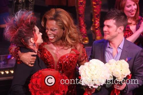 Cyndi Lauper, Billy Porter and Stephen Oremus 2