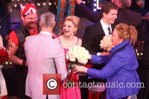 Daniel Sherman, Jerry Mitchell, Annaleigh Ashford, Stark S, S and Jennifer Perry 2