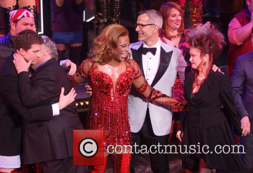 Daniel Sherman, Stark S, S, Harvey Fierstein, Billy Porter, Jerry Mitchell, Tory Ross and Cyndi Lauper 5