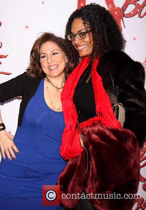 Kathy Najimy and Alyson Palmer 3