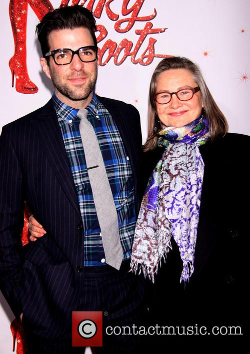 Zachary Quinto and Cherry Jones 10